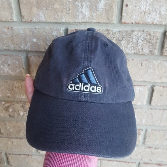0cec66d6c663a adidas Accessories - Vintage distressed adidas hat